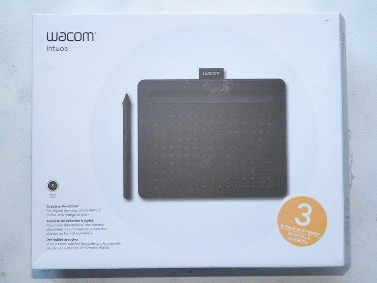 Wacom Intuos S Box