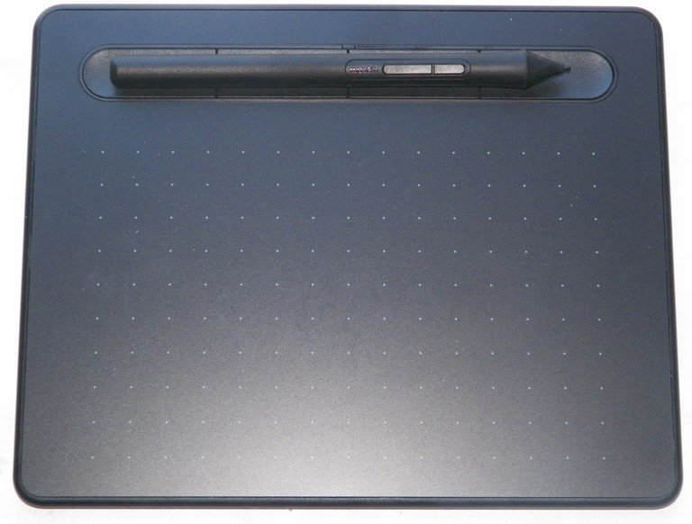 Wacom Intuos S Tablet and Pen